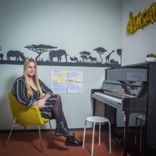 Amy Driessen School2Care De Vliet ervaringsdeskundige